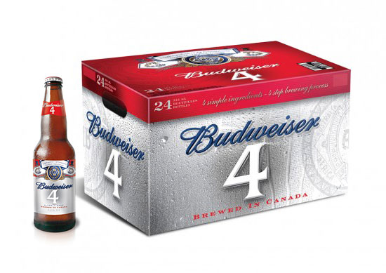 Packaging-Design-Budweiser-beer
